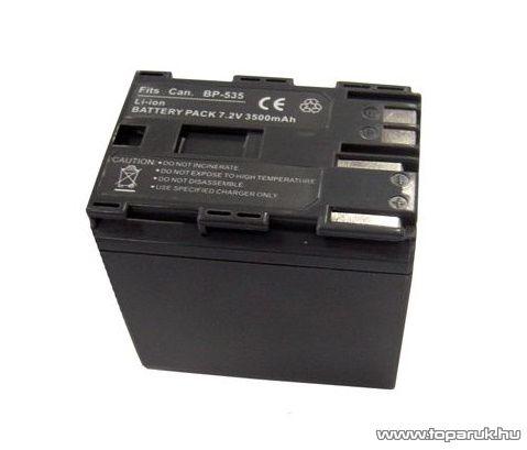 ConCorde for Canon BP535 akkumulátor