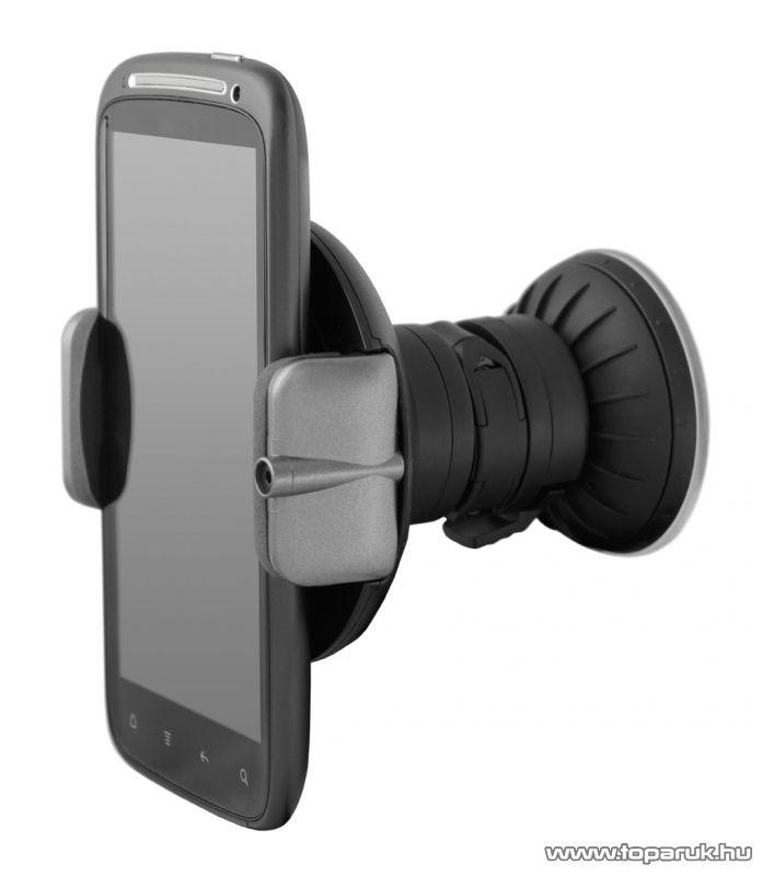 Dension Car Dock for SmartPhone univerzális bluetooth autós kihangosító okostelefonokhoz - megszűnt termék: 2015. május
