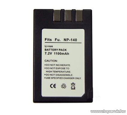 ConCorde for Fuji NP-140 akkumulátor