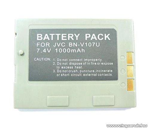 ConCorde for JVC BN-V107 akkumulátor