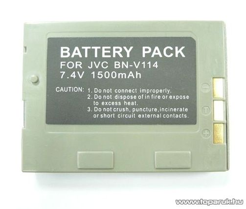 ConCorde for JVC BN-V114 akkumulátor