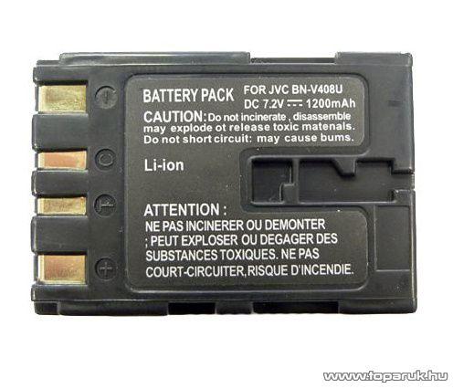 ConCorde for JVC BN-V408 akkumulátor