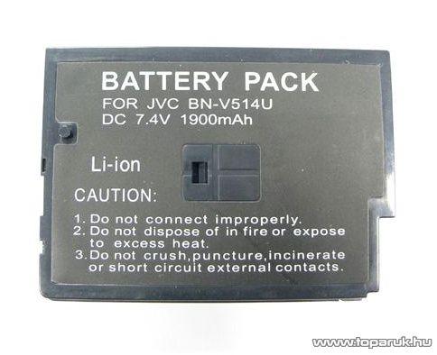 ConCorde for JVC BN-V514 akkumulátor