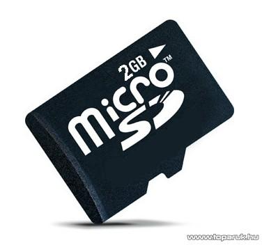 MicroSD memóriakártya, 2GB