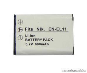 ConCorde for Nikon ENEL11 H akkumulátor