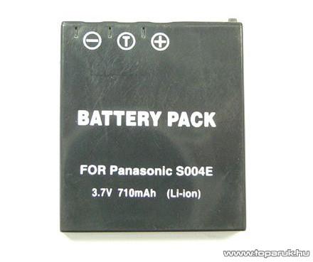 ConCorde for Panasonic BCB7/S004 akkumulátor