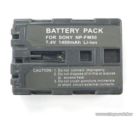 ConCorde for Sony FM50/QM51 akkumulátor