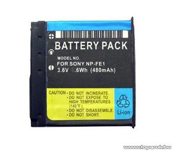 ConCorde for Sony NPFE1 akkumulátor