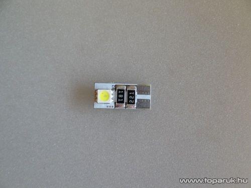 2 HighPower LED 360 fok látószög, CAN-BUS, W5W foglalat (LD10-W5W)