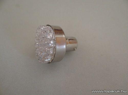 30 LED-es helyzetjelző led 21W-os izzó helyére, ba15s foglalatba, 1156 (LD37-1156)