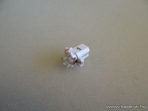 3 LED-es műszerfal világító led, B8.3 foglalatba, 12V (LD14-ML)