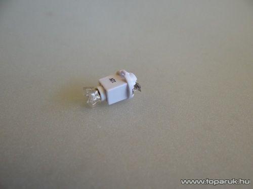 3 LED-es műszerfal világító led, B 8.3 foglalatba, 12V (LD04-ML)