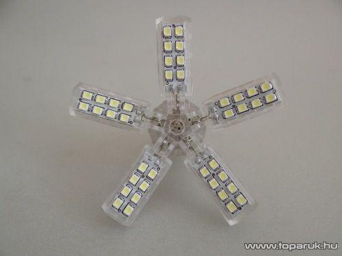 40 SMD Star LED-es, 360 fokban világító helyzetjelző led, 21W-os izzó helyére, ba15s foglalatba, 1156 (LD35-1156)