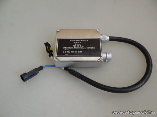 Alap HID Xenon gyujtó trafó, 12V, 35 W-os - készlethiány, nem rendelhető termék