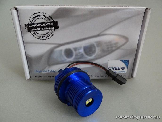BMW 2 CREE LED-es körhelyzetjelző, jégfehér (BMW5)