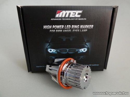 Mtec 3.0 6W-os Crisp Led, BMW Körhelyzet világító LED, High End (BMW3)