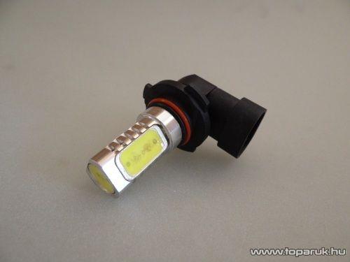 HB3-as izzó foglalat helyére való, 4 db 3 Chip-es LED, 360 fokban világító, jégfehér (LD03-HF)