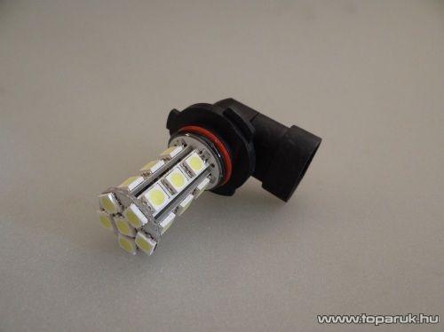 HB4-es izzó foglalat helyére való, 24 SMD LED, 360 fokban világító, jégfehér (LD07-HF) - készlethiány