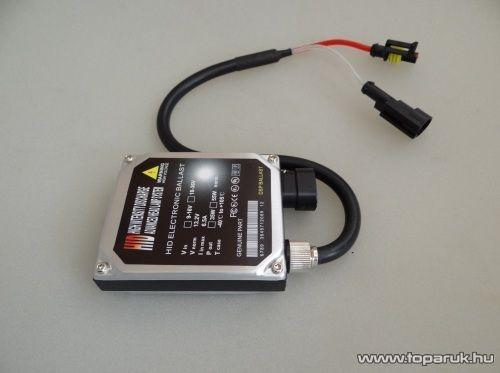 Premium HID Xenon gyujtó trafó, 12V, 35 W-os - készlethiány
