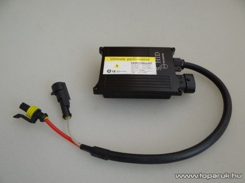 S.HID Xenon gyujtó trafó, 55 W-os rendszerekhez