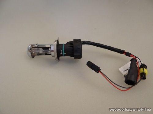 Philips licensz alapján gyártott kisüléses Bi-xenon fej utólagos szetthez, H4