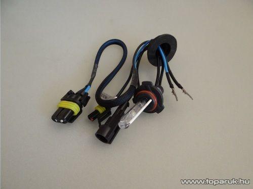 Philips licensz alapján gyártott kisüléses Xenon fej utólagos szetthez, H10