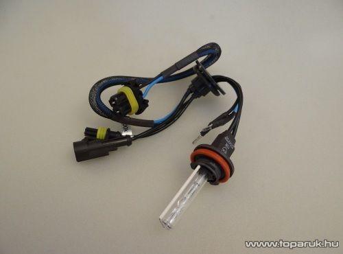 Philips licensz alapján gyártott kisüléses Xenon fej utólagos szetthez, H11