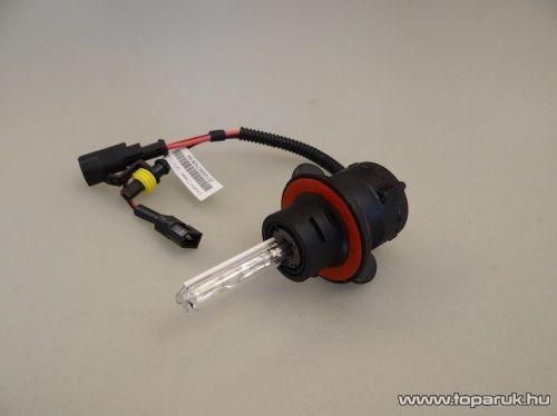 Philips licensz alapján gyártott kisüléses Xenon fej utólagos szetthez, H13