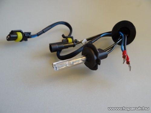Philips licensz alapján gyártott kisüléses Xenon fej utólagos szetthez, H7