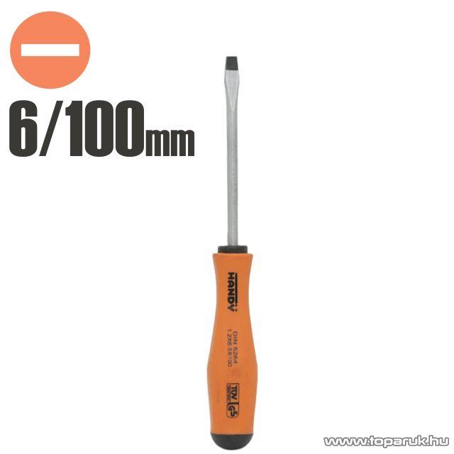 Handy Csavarhúzó, 100 mm, -6 mm (10486)