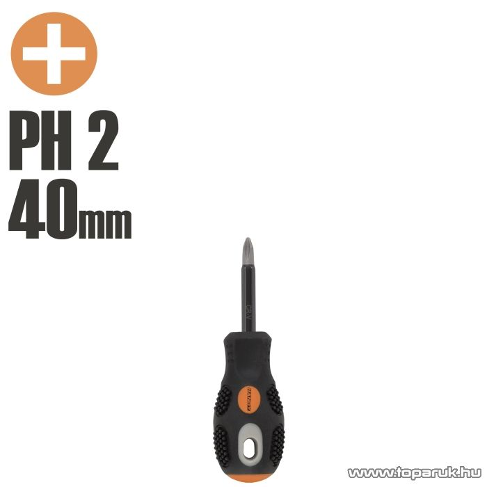 Handy Csavarhúzó, 40 mm, PH 2 (10673) - megszűnt termék: 2016. március