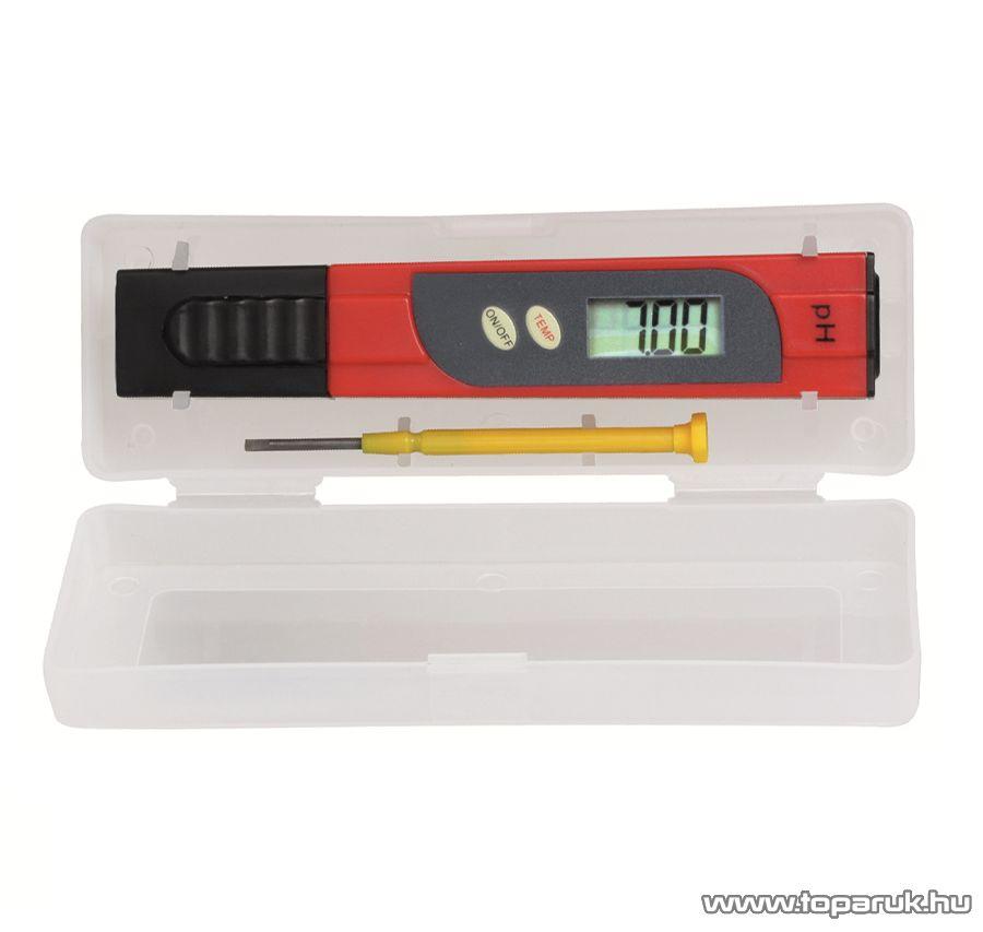 HOME PHT 01 medence tartozék pH mérő teszter és hőmérő