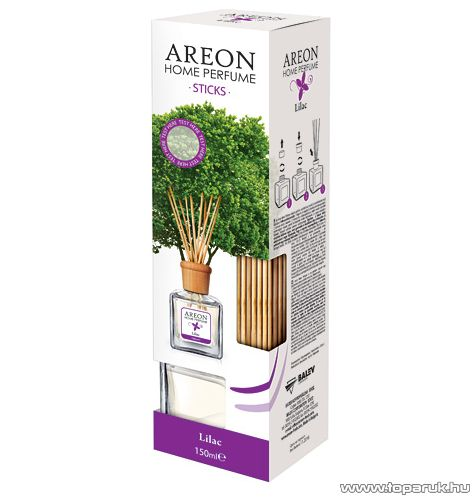 AREON Sticks FH 022 Home Parfume lakás és iroda illatosító, 150 ml, Lilac - megszűnt termék: 2016. október