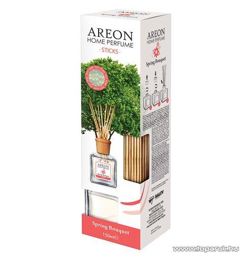 AREON Sticks FH 022 Home Parfume lakás és iroda illatosító, 150 ml, Spring Bouquet