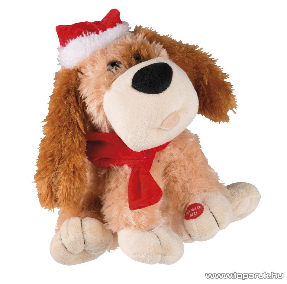 ARTI CASA EDC 7707 Karácsonyi éneklő, táncoló kutya