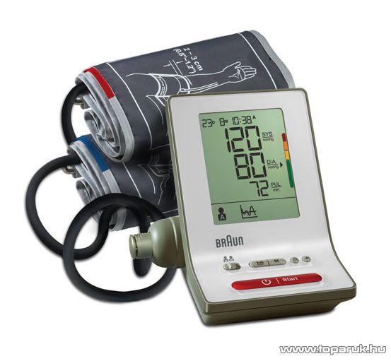 Braun BP 6000 MR-CEME Felkaros vérnyomásmérő