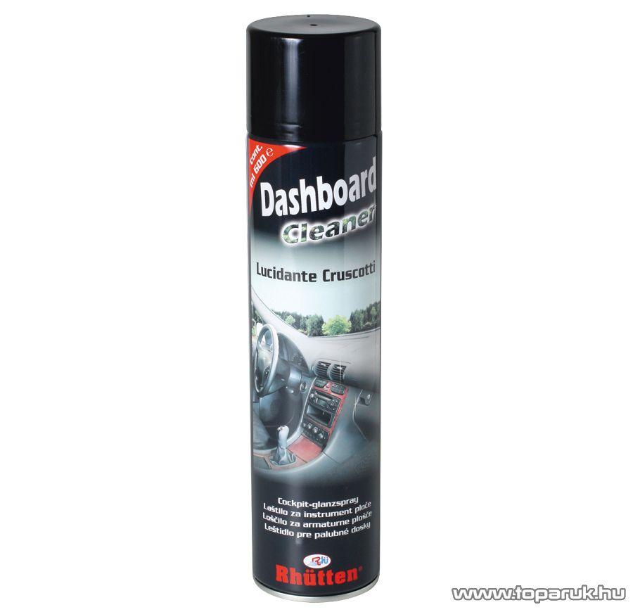 Rhütten Dashboard SA-AF 2109 Műszerfalápoló spray, 600 ml - megszűnt termék: 2015. november