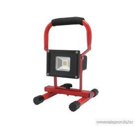 GAO 8106H Hordozható, újratölthető LED reflektor, 4000 K, hidegfehér, 10 W