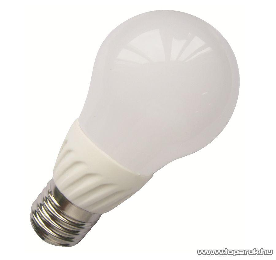 GAO 0701H LED fényforrás, 4 W, 3000K, 10 SMD LED, E27, melegfehér