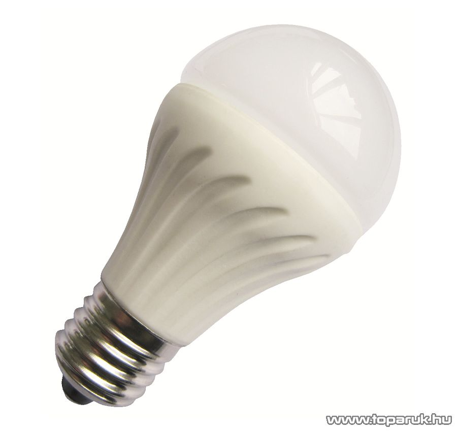 GAO 0703H LED fényforrás, 9 W, 3000K, 30 SMD LED, E27, melegfehér