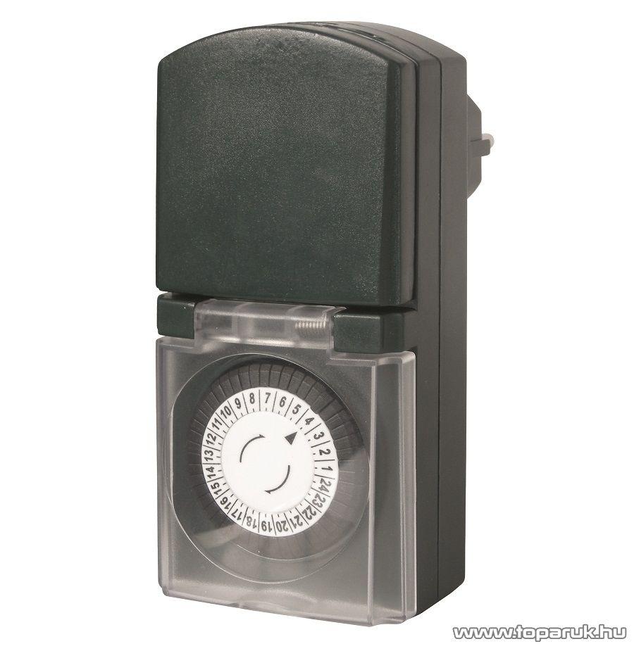 GAO 0759H Mechanikus kültéri időzítő óra - megszűnt termék: 2015. november