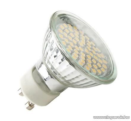 GAO 7034H LED fényforrás előtétüveggel, spot, 60 SMD LED / 3 W / 220 lm / 3000 K