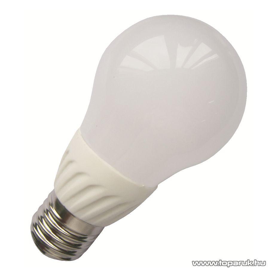 GAO 7078H LED fényforrás, 3 W, 3000K, 8 SMD LED, E27, melegfehér