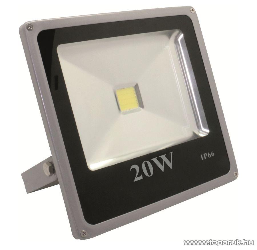 GAO 7091H Kültéri SLIM (vékony) LED fényvető, reflektor, 20 W