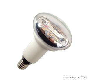 GAO 8159H LED fényforrás, energiatakarékos égő, 5W, 3000K, meleg fehér, R50, E14 foglalat
