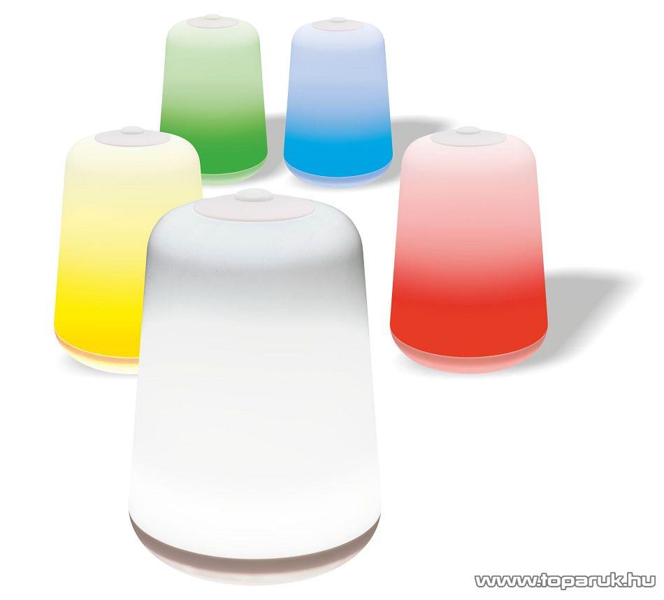 HOME CL 5CL LED-es 2 in 1 asztali, éjjeli lámpa, színes világítással, IP44