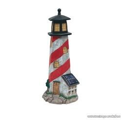 HOME 5000119 Szolár kerti lámpa, világítótorony - megszűnt termék: 2014. április