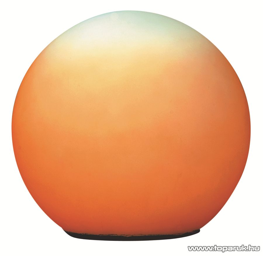 HOME 6318 Asztali lámpa, 40 W, E14, narancs - készlethiány, nem rendelhető