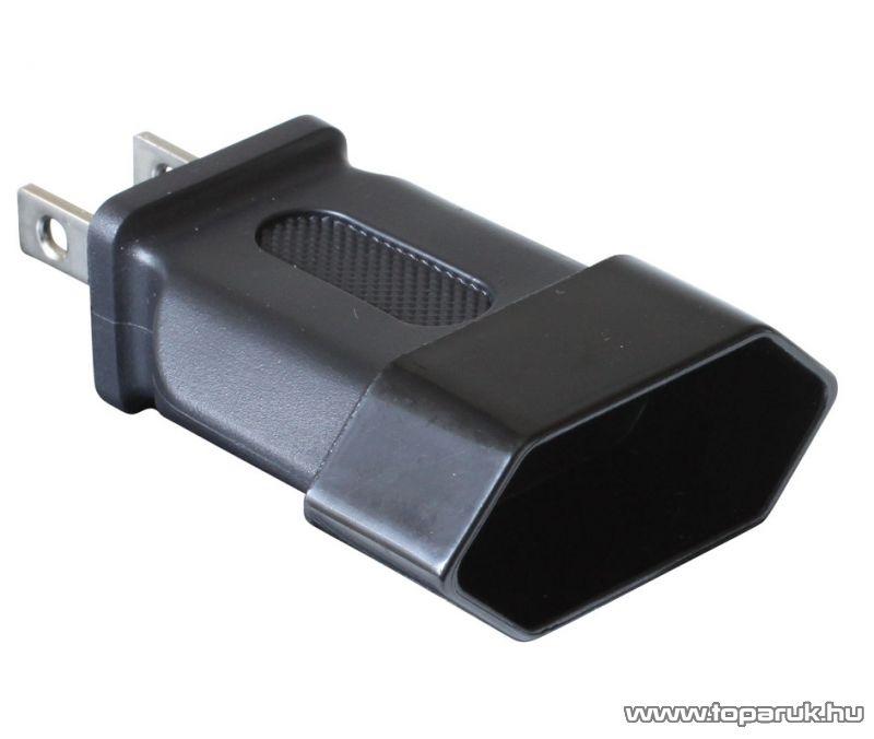 HOME AC 03 Utazó adapter