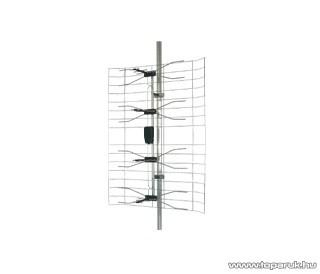HOME ASP-8S TV antenna, DVB-T jelfogásra alkalmas